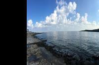 Bugibba - widok z plaży
