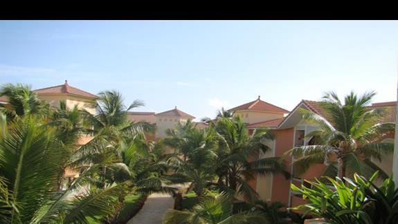 Pobudka o 5 rano by nacieszyć oczy widokiem z balkonu:)