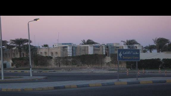 autostrada do Kairu
