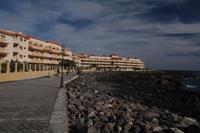 Hotel Club Caleta Dorada - promenada w Caleta de Fuste