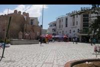 Hotel Marabout - wejscie do medyny w Sousse
