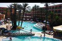 Hotel Marabout - piekny basen
