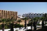 Hotel Marabout - widok ze zjezdzalni