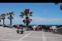 Hotel Marabout - promenada Sousse