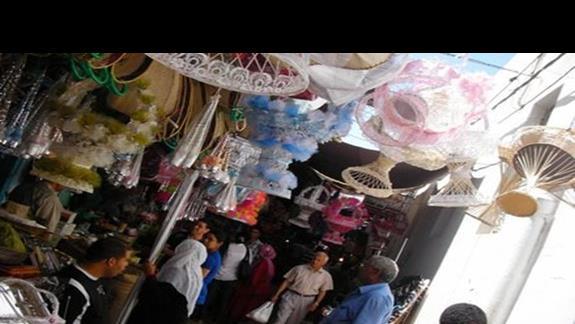 bazar w Medynie