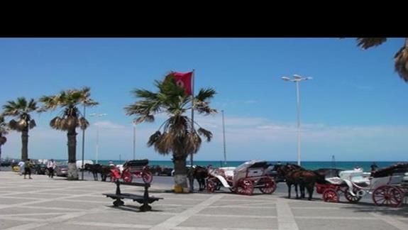 promenada Sousse