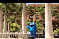 Hotel Lopesan Baobab Resort - Panchi - maskotka hotelu Lopesan Baobab