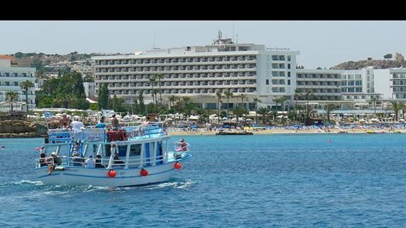 wybżeże kurostów sąsiadujących z Famagustą