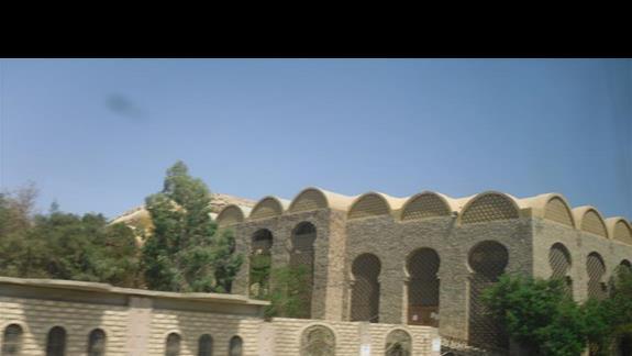 Typowa budowla Hurghady