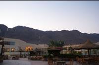Hotel Sonesta Beach Resort - taras przy Fatoush