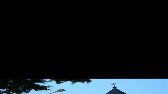 kościół w Medżugorie