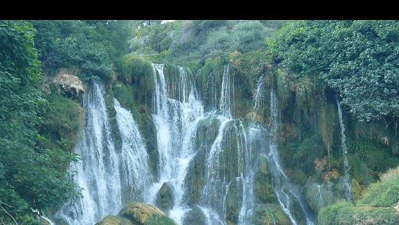 cudowne wodospady