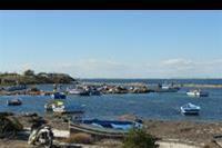 Hotel Vincci Rosa Beach - Zatoka rybacka pomiędzy Sentido a Monastyrem