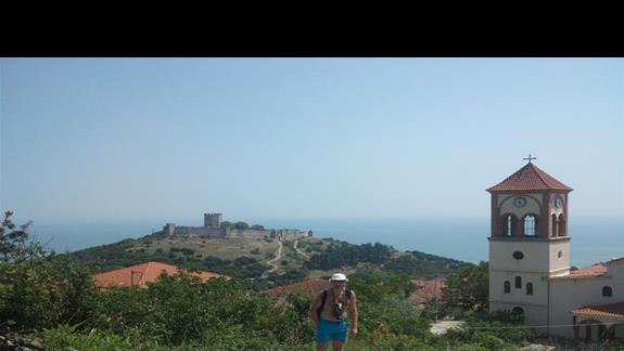 panorama z trasy jednej z naszych pieszych wycieczek po okolicy:)