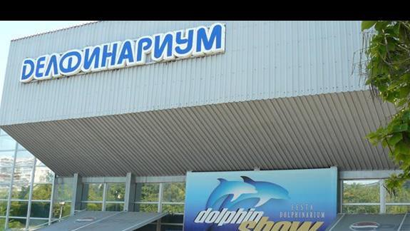 budynek delfinarium w Varnie