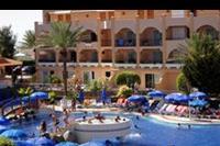 Hotel Dunas Mirador Maspalomas - Widok z balkonu