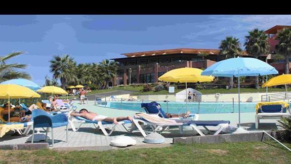 Hotel Monte Mar Palace: Basen zewnętrzny