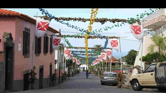 Ponta Delgada: Uliczka
