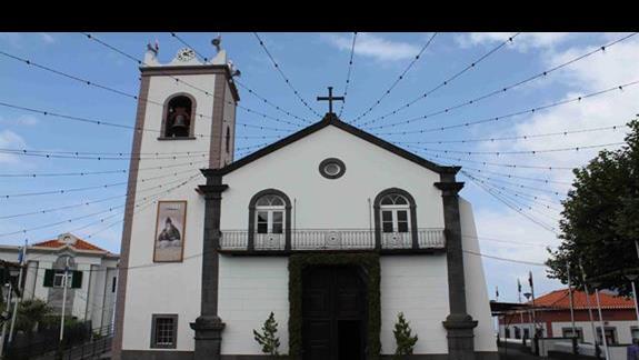 Ponta Delgada: Kościół