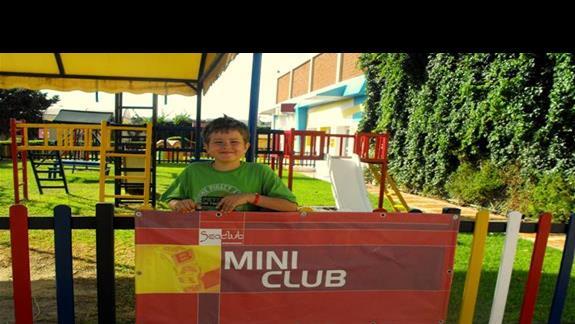 Mini Club - centrum zabaw dzieciaków