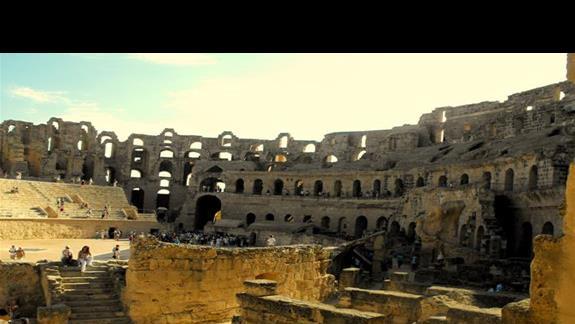 Amfiteatr w El-Jem