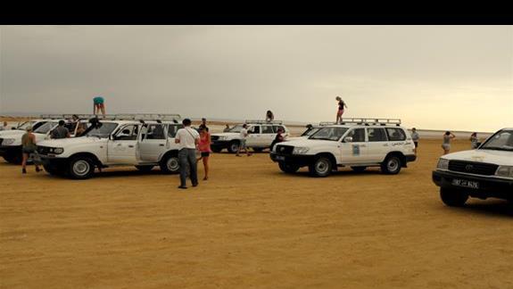 Saharyjska przygoda