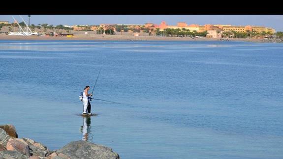 Egipcjanie łowiący ryby