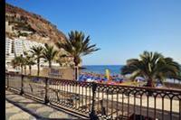 Hotel Paradise Costa Taurito - Widok na Ocean z Promenady