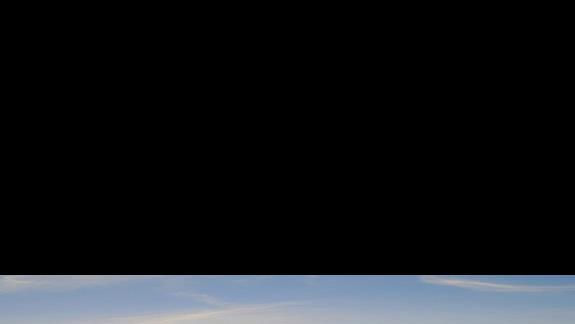 Zachód słońca nad Atlantykiem