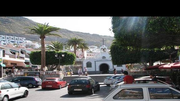 Kościółek w Los Gigantes (Msza Św. w niedziele o godz. 10 i 11)