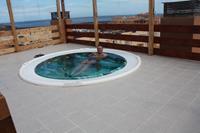 Hotel Costa Caleta - Relaks na dachu hotelu