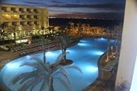 Hotel Vincci Rosa Beach - To co robiło na nas największe wrażenie... OŚWIETLENIE HOTELU NOCĄ