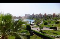 Hotel Serenity Makadi Beach - Widok z naszego balkonu