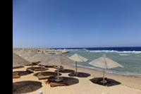 Hotel Serenity Makadi Beach - Plaża,piekna plaża...