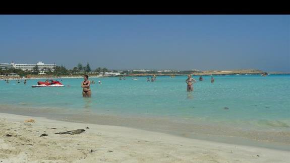 słynna plaża Nissi