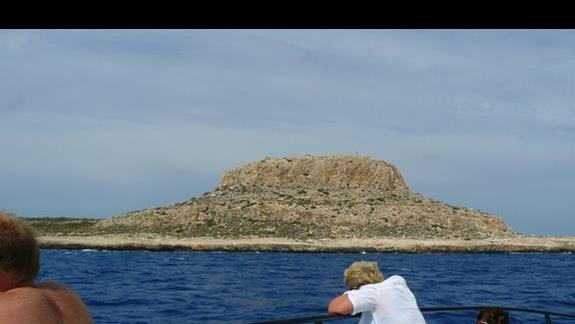 charakterystyczny masyw Przylądka Cape Gkreko