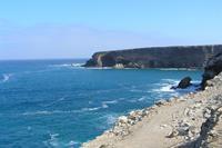 Hotel SBH Monica Beach - Widoki klifów na północy wyspy zapierają dech w piersiach.