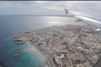 Hotel Vincci Rosa Beach - Dolatujemy do Tunezji, Monastir z lotu ptaka.