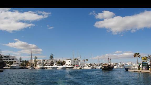 Wycieczka katamaranem w Port El-Kantoui