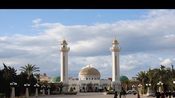 Mauzoleum Habiba Bourguiby w Monastirze