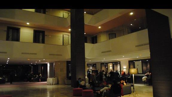 Lobby hotelowe