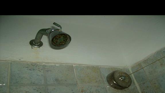 prysznic...