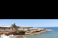 Hersonissos - Plaża przy hotelu