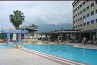 Hotel Dinler - Jeden z basenów