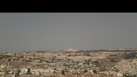 Cudowna Jerozolima