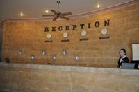 Hotel Dinler - Recepcja w hotelu Dinler