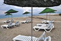 Hotel Dinler - Plaża hotelu Dinler