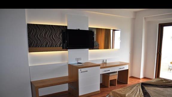 Pokój standardowy w Hotelu Eftalia Aytur