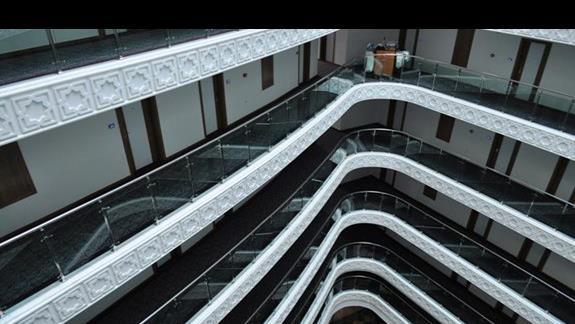 Hotel Diamond Hil - wnętrze