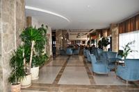 Hotel Kahya Resort Aqua & Spa - Lobby w hotelu Kahya Aqua Resort